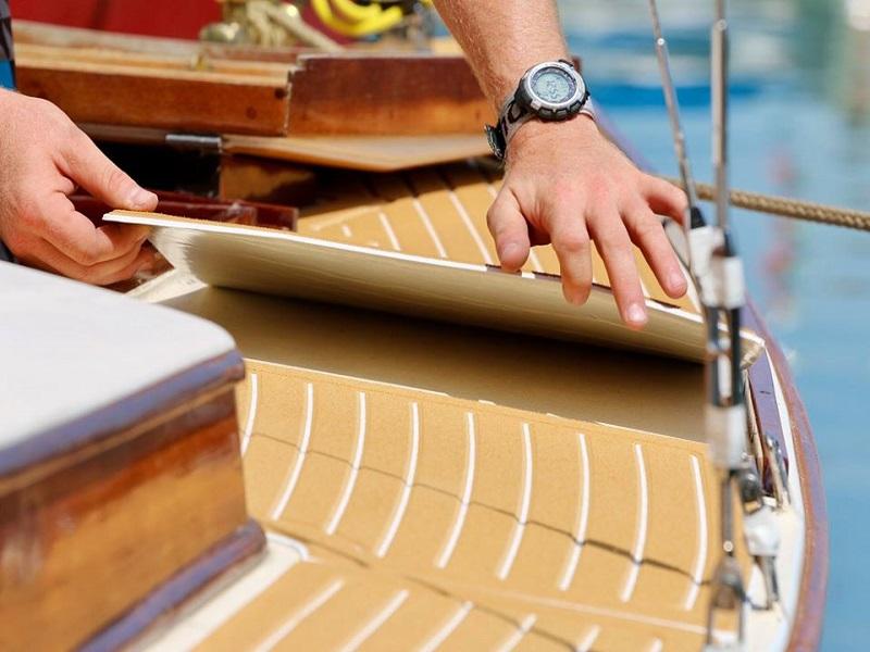 Foam Boat Flooring | TopDek